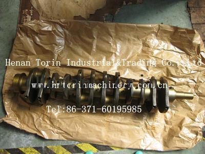 Komatsu S6D105 Crankshaft
